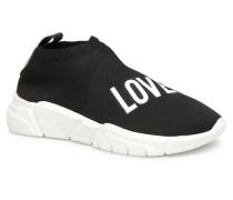 Seattle SlipOn Sneaker in schwarz