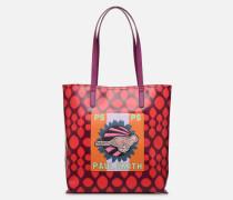 Women Bag Cheetah Pock Handtasche in mehrfarbig