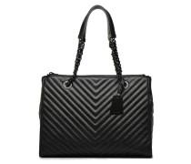 KATTY Handtasche in schwarz