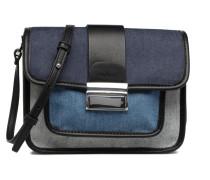 Indigo Shoulder Bag Handtasche in blau