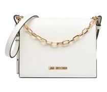 Crossbody Chaine JC4351PP05 Handtasche in weiß