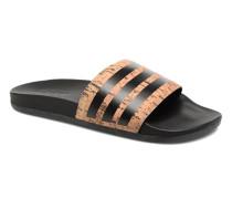 Adilette Cf+ Cork Sandalen in braun