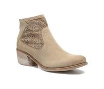 Aeligana Stiefeletten & Boots in beige
