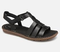 BLAKE JEWEL Sandalen in schwarz
