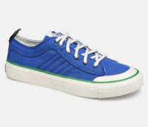SAstico Lc Logo Sneaker in blau
