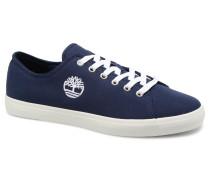 Union Wharf Lace Oxford Sneaker in schwarz