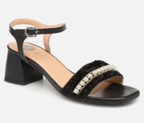 45342 Sandalen in schwarz