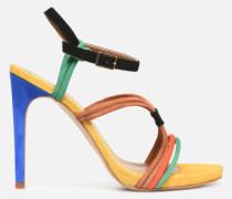 UrbAfrican Sandales à Talons #7 Sandalen in mehrfarbig
