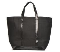 Cabas M+ Handtasche in schwarz