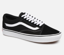 Comfy Cush Old Skool Sneaker in schwarz
