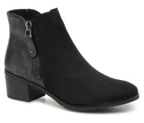Annelise Stiefeletten & Boots in schwarz