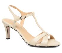 Satine Sandalen in beige