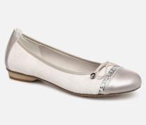 Telma 7858 Ballerinas in silber