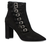 Lou Stiefeletten & Boots in schwarz