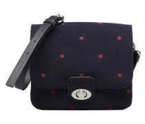 Aimee Dot Small Shoulder bag Handtasche in blau
