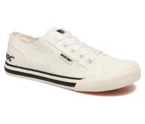 Jazzin Sneaker in weiß