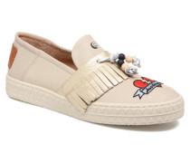 Noa Sneaker in goldinbronze