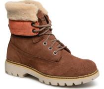 Lookout Fur Stiefeletten & Boots in braun
