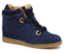 AI17DMAN03 MANHATTAN Sneaker in blau