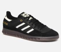 Handball Top Sneaker in schwarz