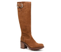 Justy 7 Zip Geronimo Stiefel in braun