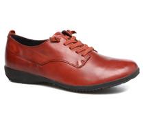 Naly 11 Schnürschuhe in rot