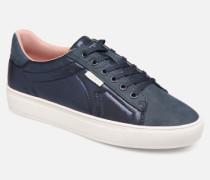 Colette Shiny LU Sneaker in blau