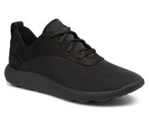 Flyroam FinL Oxford Sneaker in schwarz