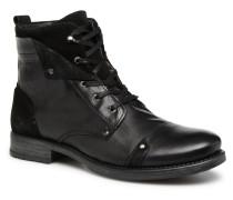 Yedes Stiefeletten & Boots in schwarz