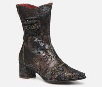 GUCGUSO 01 Stiefeletten & Boots in schwarz