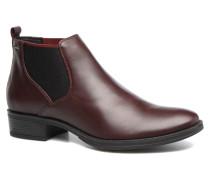 D Mendi Np Abx A D746SA Stiefeletten & Boots in weinrot