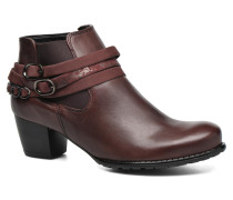 Florenz 46967 Stiefeletten & Boots in weinrot