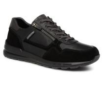 Bradley Sneaker in schwarz