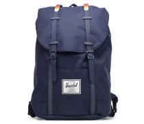 Retreat Rucksäcke für Taschen in blau