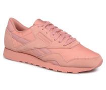 Classic Nylon W Sneaker in rosa