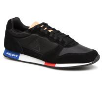 Alpha Sport Sneaker in schwarz