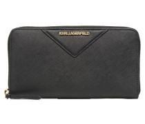 Klassic Wallet Portemonnaies & Clutches für Taschen in schwarz