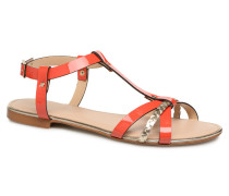 Lofa Sandalen in orange