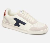 Hazel Leather C Sneaker in weiß