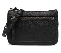 Crossb XS Handtasche in schwarz