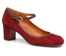 Ponza Pumps in rot