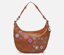 NANIT SIBERIA Handtasche in braun