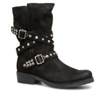 L.23.REINATA Stiefeletten & Boots in schwarz