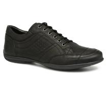 Tumbler Sneaker in schwarz