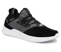 Titanium Sneaker in schwarz