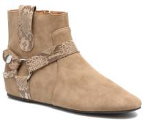 Issy Bootie Stiefeletten & Boots in beige
