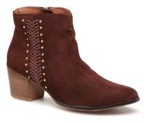 Opelika Stiefeletten & Boots in weinrot