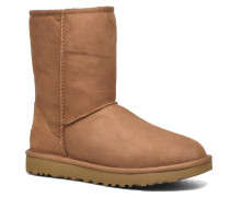 W Classic Short II Stiefeletten & Boots in braun