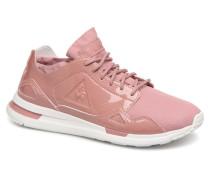R Flow W Coasted Sneaker in rosa