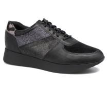 Face 5 Sneaker in schwarz